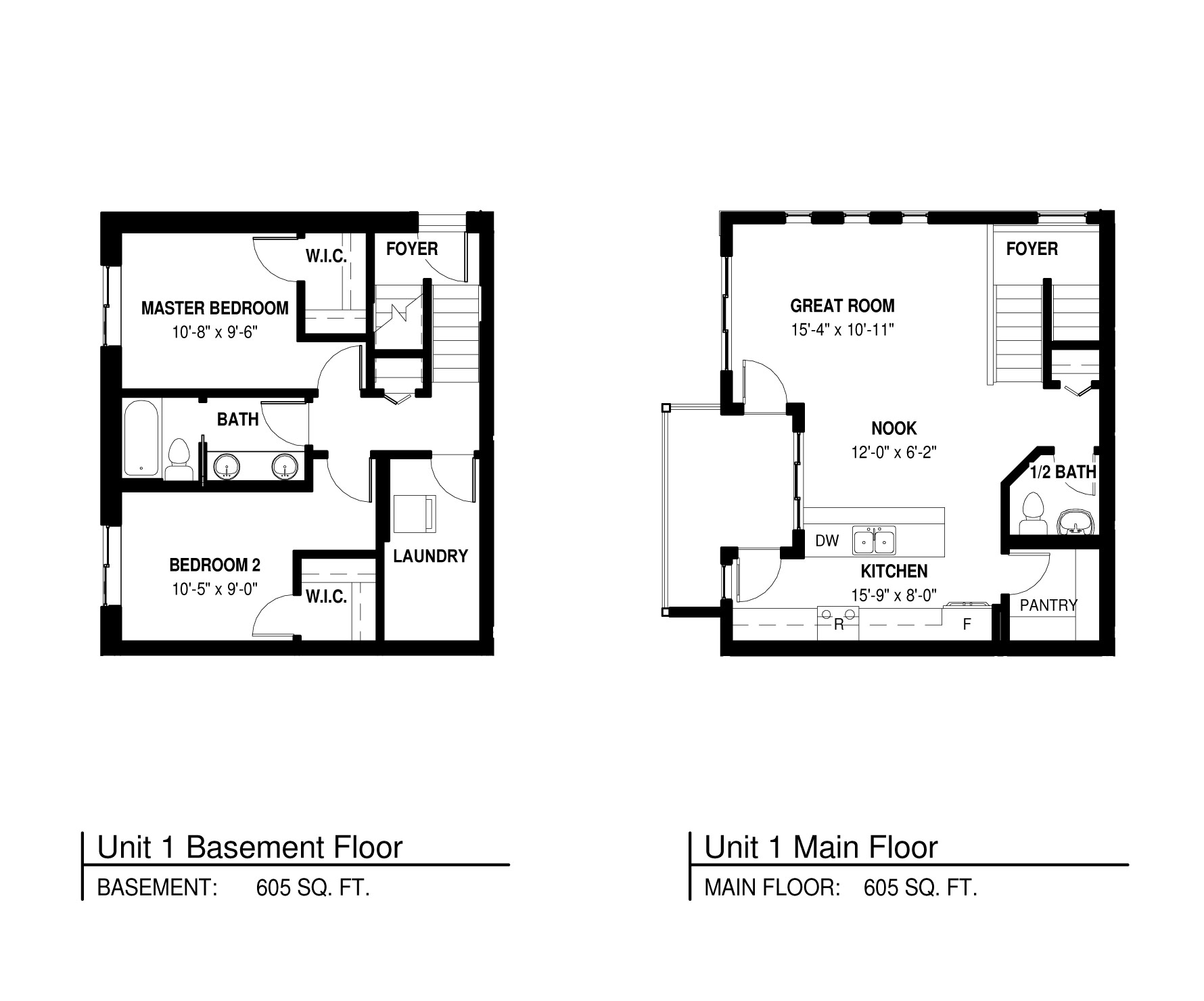 Compass Floorplan
