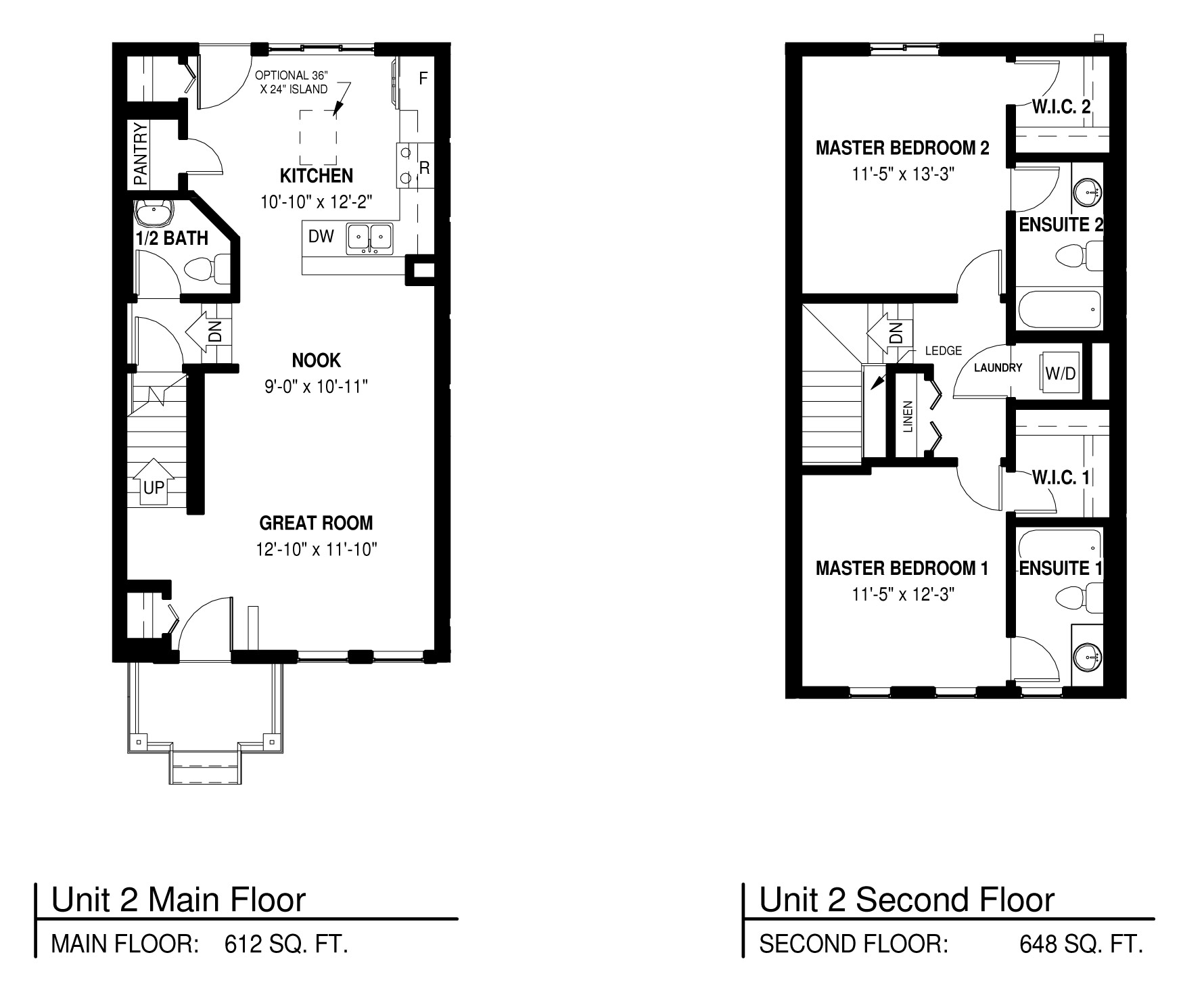 Outlook 2 Floorplan